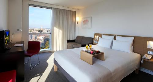 Novotel Barcelona City photo 42