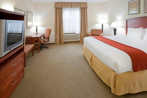 Holiday Inn Express Hotel & Suites Decatur Photo
