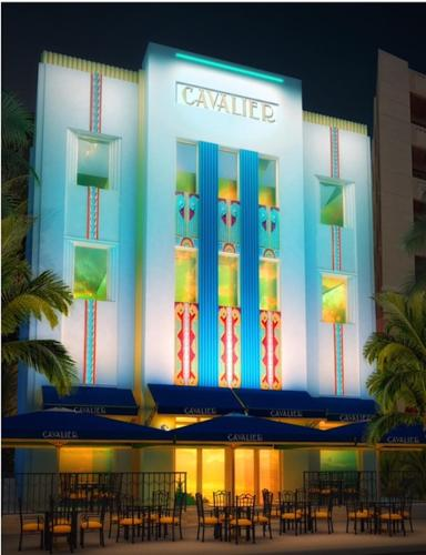 Cavalier South Beach Hotel Photo
