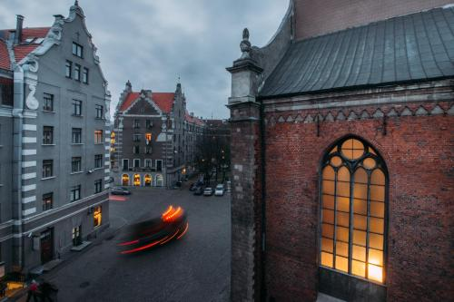 St. Peter's Church Residence - riga -