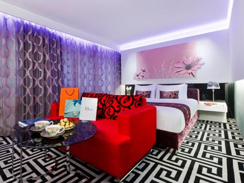Ladies Double Room
