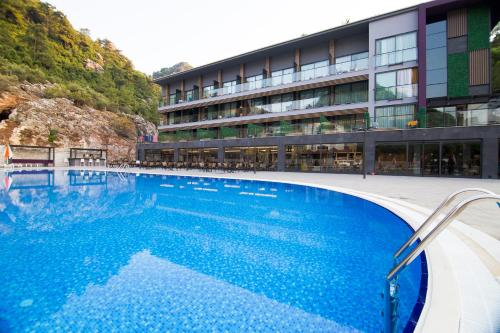 Icmeler Mirage Palm Hotel - Adult Only odalar