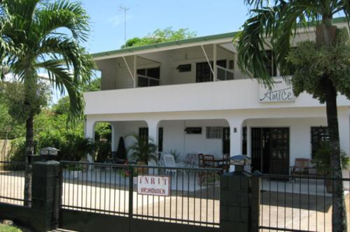 Book a hotel in Surinam