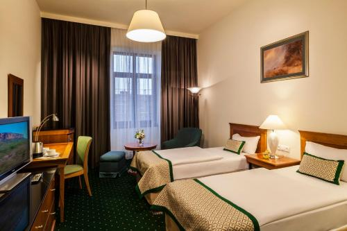 Hotel Hungaria City Center impression