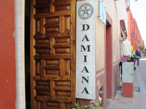 Hotel Damiana Boutique Photo