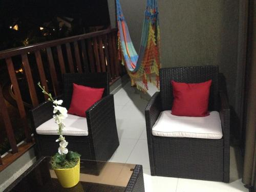 Excelente Flat em Muro Alto no Malawi Beach House Photo