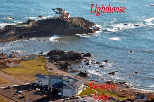 Oceanfront Lodge - Crescent City, CA 95531