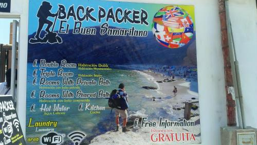 El Buen Samaritano Backpackers Photo