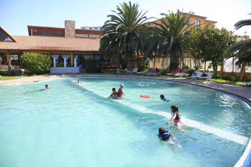 Hotel La Serena Plaza Photo
