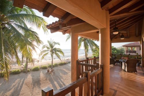 Villa 10 on Troncones Beach Photo