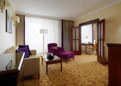 Moscow Marriott Royal Aurora Hotel photo 13