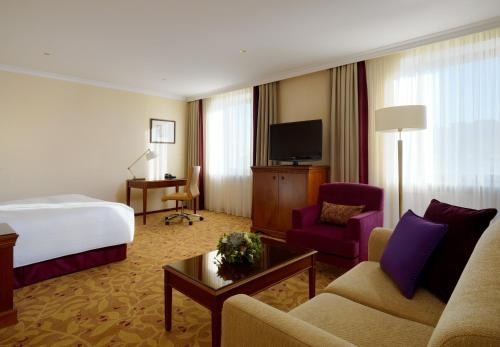 Moscow Marriott Royal Aurora Hotel photo 25