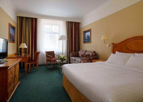 Moscow Marriott Grand Hotel photo 25