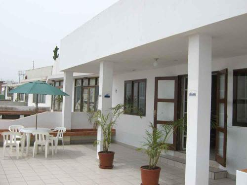 Playa Punta Negra Apartment Photo