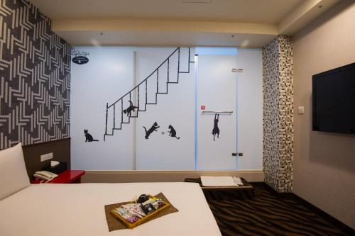 Diary of ximen taipei taipei municipality taiwan for Design ximen hotel zhonghua review