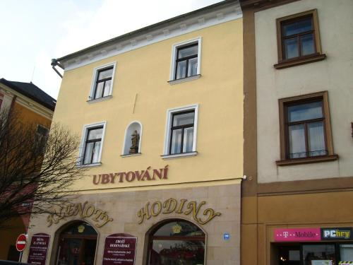 Apartments Moravska Trebova