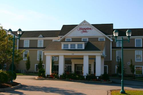 Photo of Hampton Inn South Kingstown - Newport Area