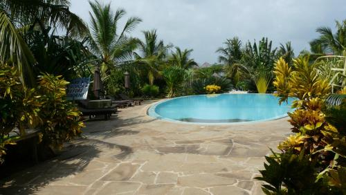 Гостиница «African Dream Cottages - Diani Beach», Диани