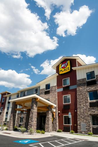 My Place Hotel Anchorage - anchorage -