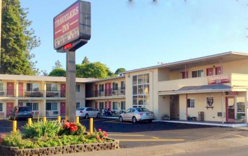 Travelers Inn Eugene University Photo