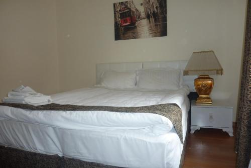 Istanbul Old City Budget Rooms odalar