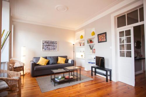 Sunny City Welcoming Flat - lisbonne -
