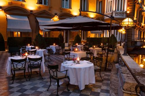 Hotel Majestic Roma – The Leading Hotels of the World photo 29