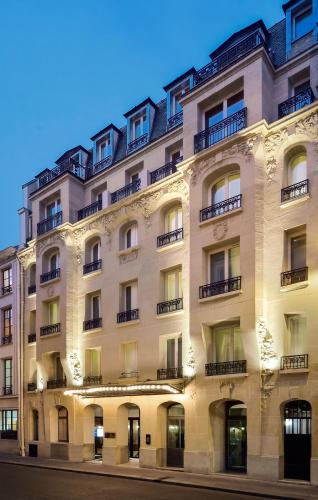 Hôtel L'Echiquier Opéra Paris - MGallery by Sofitel photo 36