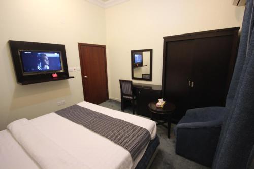 Integrated Service Apartments