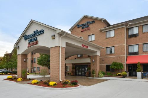TownePlace Suites Detroit Warren Photo