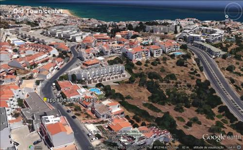 holidays algarve vacations Albufeira Appartement Pateo Albufeira