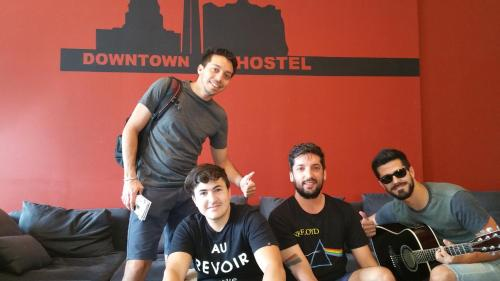 Downtown Washington Hostel