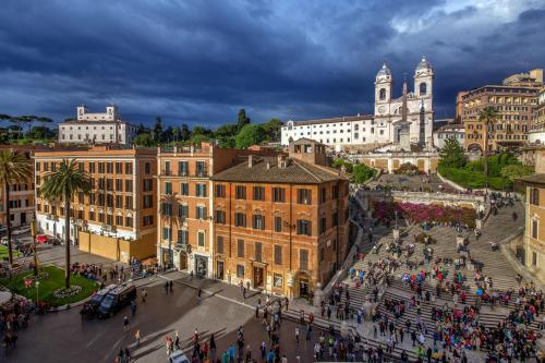 The Inn at the Spanish Steps-Small Luxury Hotels photo 9