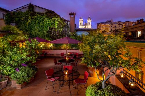 The Inn at the Spanish Steps-Small Luxury Hotels photo 11