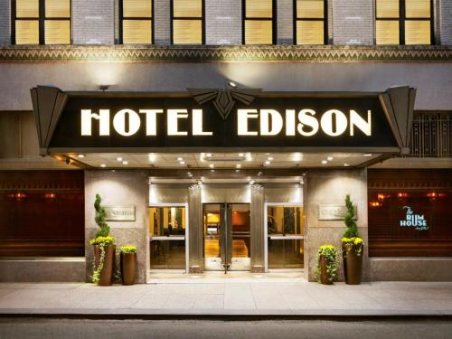 Hotel Edison  in New York