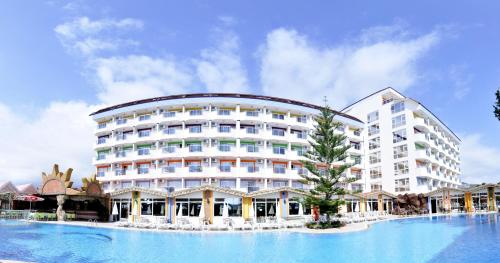 Kargicak First Class Hotel (All Inclusive) odalar
