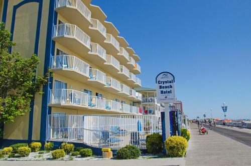Crystal Beach Hotel Photo