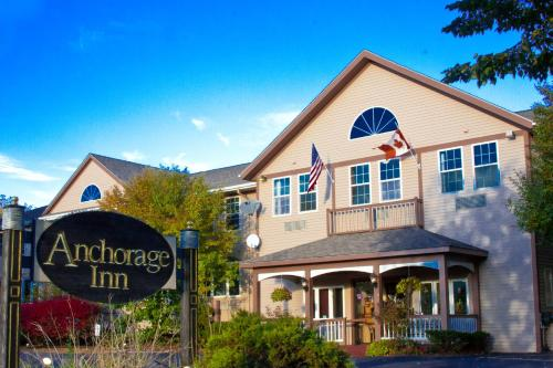 Hotel Anchorage Inn Burlington