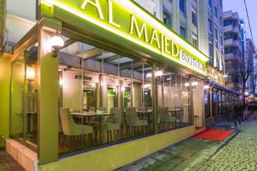 Istanbul Al Majed Boutique adres