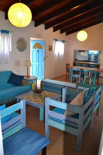 The Green Palm Cottage Photo