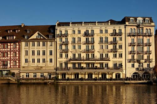 Hotel des Balances, Lucerne, Switzerland, picture 50
