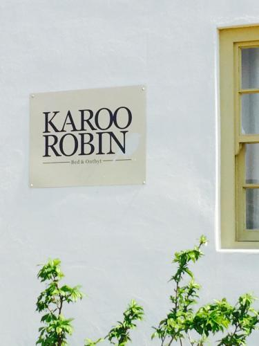 Karoo Robin B & B Photo