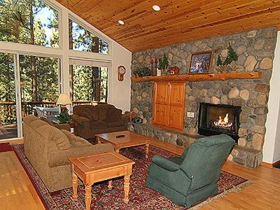 2460 Lupine Trail Holiday Home - South Lake Tahoe, CA 96150