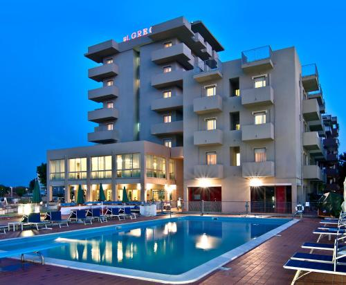 Club Hotel St. Gregory Park, Римини