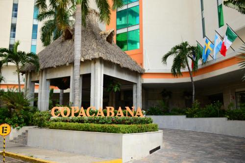 One Bedroom Apartment by Copacabana Beach Hotel Photo