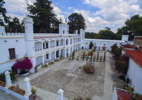 Mision Grand Ex Hacienda de Chautla Photo