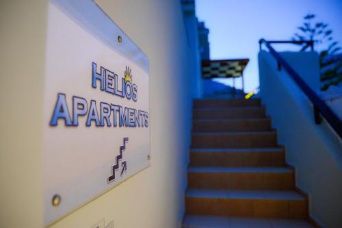 Helios Apartments in rethymno - 0 star hotel