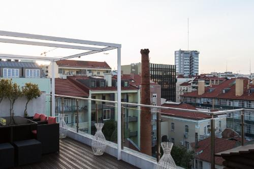 Hotel Charming Penthouse With Private Terrace thumb-3
