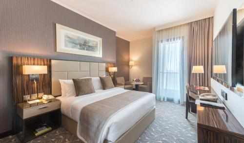 Hawthorn Suites by Wyndham Abu Dhabi City Center impression
