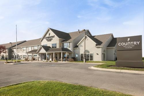 Country Inn & Suites By Carlson - Fort Dodge - Fort Dodge, IA 50501